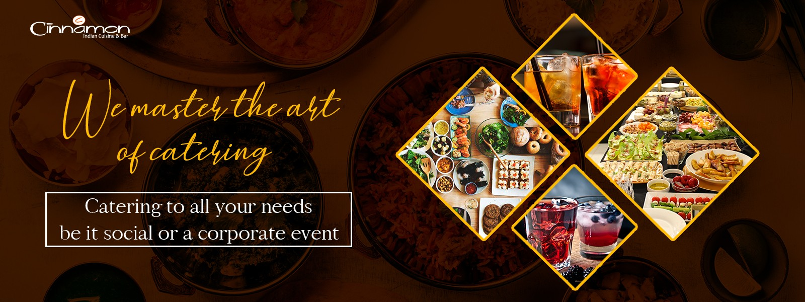 Catering Website Banner 5 En