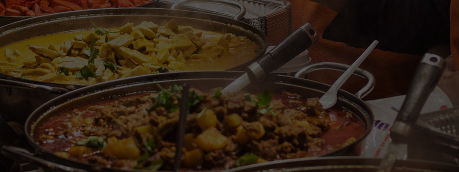DAILY LUNCH BUFFET $17.50 11:30 AM to 2:30 PM Salads, Coolers, Appetizers, Mains Desserts